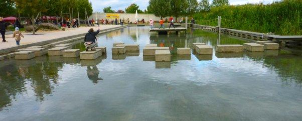 Volkspark Potsdam in Brandenburg - Ausflug mit Kindern | ytti