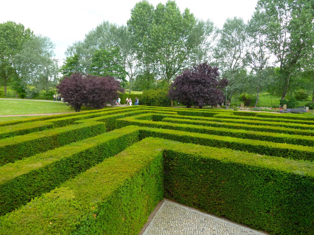 Ausflugstipp Garten Der Welt Berlin Marzahn Berliner Highlandgames Ytti