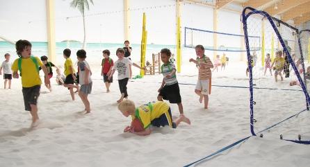 indoor-beach-center-berlin-kindergeburtstag