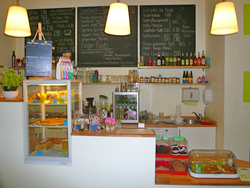 Kindercafe Milchbart in Berlin