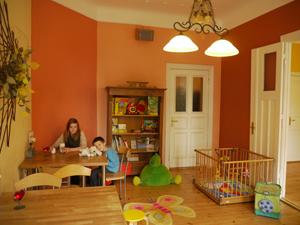 sch nes kindercafe in berlin kindercaf laden. Black Bedroom Furniture Sets. Home Design Ideas