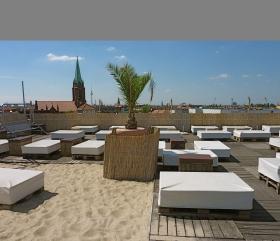 Strandbar Strandcafe In Berlin Prenzlauer Berg Deck 5 Ytti