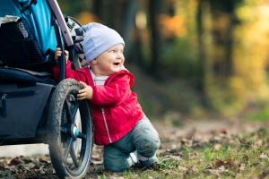 Wandern mit Baby Bild-2