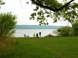 schloss-petzow-park-menschen-am-see