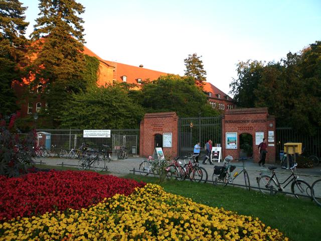 Botanischer Garten Berlin Ytti