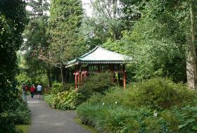 Botanischer Garten Berlin Yttide Ytti