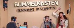 Kinderkonzerte Berlin Der MILCHSALON - BUMMELKASTEN - LIVEKONZERT