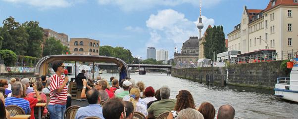 Berliner Wassertaxi © ytti.de