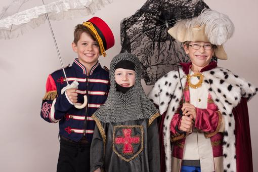 Großes Museumsfest für die ganze Familie am 01. und 02. November im Deutschen Historischen Museum