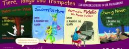Kinderkonzerte in der Philharmonie