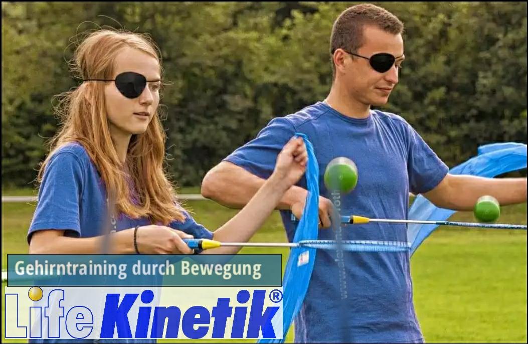 Life Kinetik - Gehirntraining durch Bewegung in Berlin Lichtenrade