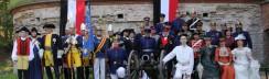 Fort Hahneberg berlin-spandau-Historisches Fest