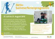 Aktiv-Sommerferienprogramm in Pankow