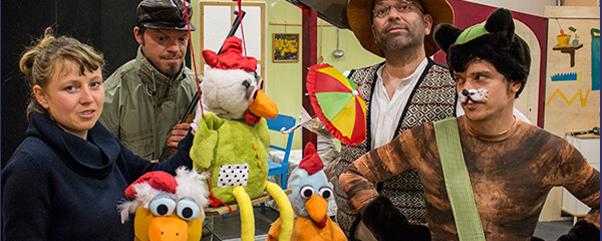 Pettersson und Findus Drei Hühner, Foto (c) Constanze Henning 1