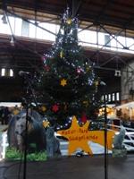 Adventsmarkt in der Lokhalle (1. Advent)