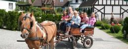 Familienhotel Borchard's Rookhus an der Mecklenburgischen Seenplatte bietet Urlaub nur für Familien