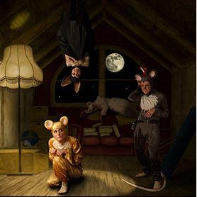 Nachts Sind Alle Hamster Grau Kindertheater Im Theater