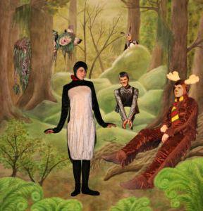 Der Tanz Des Pinguins Im Theater Verlangertes Wohnzimmer In Berlin