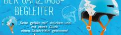 Ranzenfee & Koffertroll  TSG Helm Banner