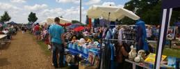 Großer Familienflohmarkt auf dem Spargel- und Erlebnishof Klaistow