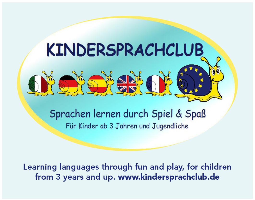 Spielgruppen für Kids ab 3 J.: Englisch od. Spanisch lernen mit Spiel & Spaß