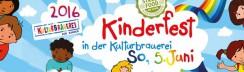 KINDERFEST IN DER KULTURBRAUEREI Berlin Kindertag 2016