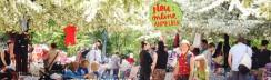 Kinderflohmarkt am Helmholtzplatz