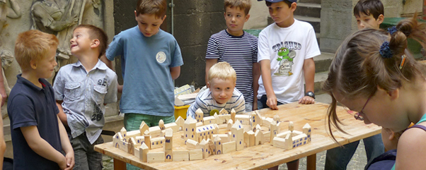 Sommerferien Berlin Ferienprogramm mit Jugend im Museum_Kurs stadt