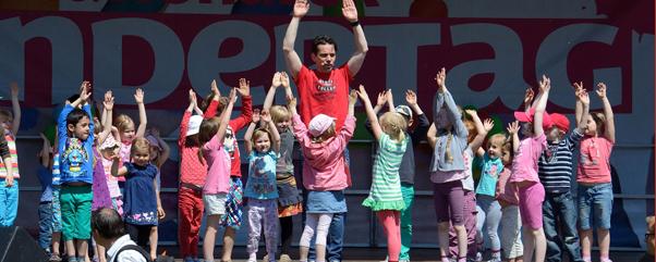 Kindertagsfest im FEZ-Berlin, Foto Michael Lindner