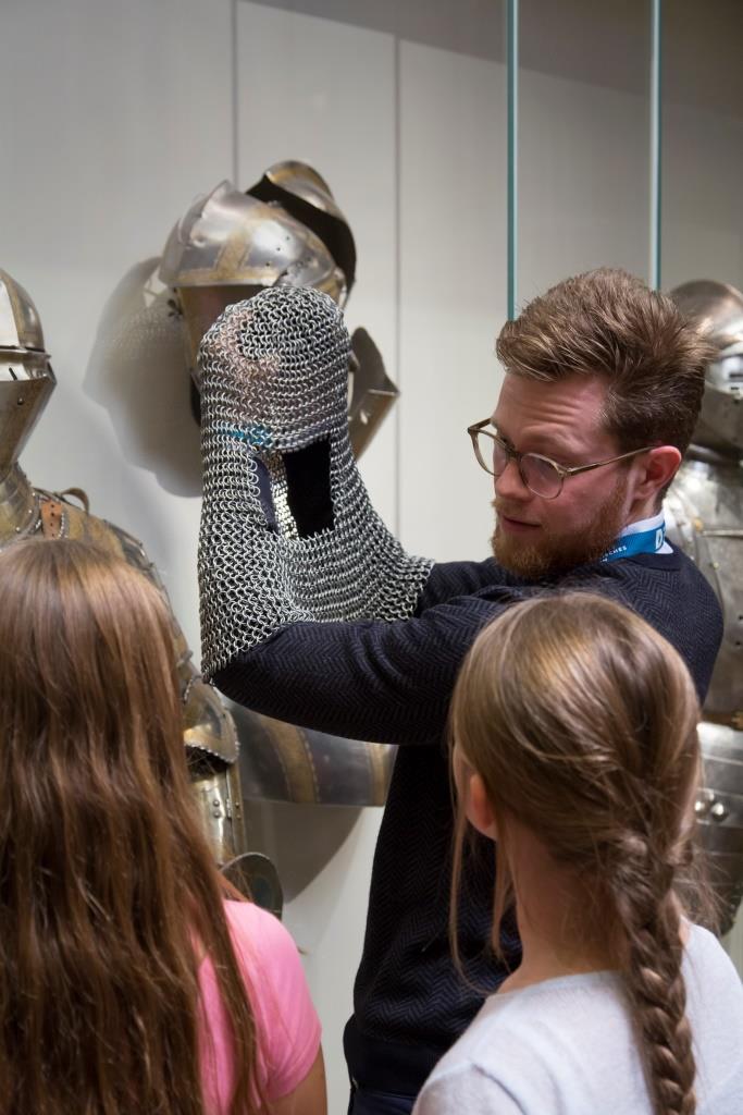 Sommerferien im Deutschen Historischen Museum