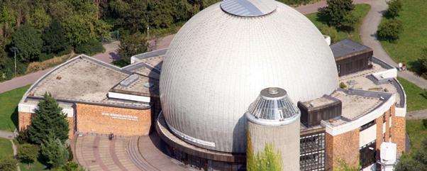 Planetarium Prenzlauer Berg Programm