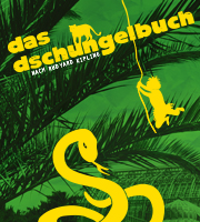 DAS DSCHUNGELBUCH  - eine spektakuläre Theatersafari in den Tropenhäusern des Berliner Botanischen Gartens.
