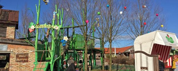 Karls Erlebnis Dorf Elsthal bei Berlin fruehlingserwachen
