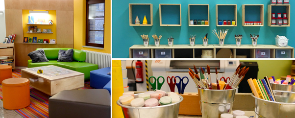 klax kinderkunstgalerie berlin f r familien mit kindern kreativwerkstatt allee sch nhauser. Black Bedroom Furniture Sets. Home Design Ideas