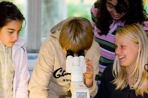 Naturkundemuseum Berlin Mikroskopierzentrum -