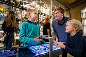 Naturkundemuseum Berlin Kindersonntage