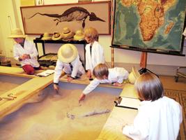 Naturkundemuseum Berlin Kindergeburtstag feiern
