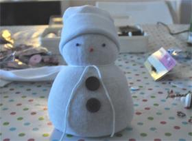 basteln zu weihnachten mit kindern last minute basteltipp einfache schneem nner ytti. Black Bedroom Furniture Sets. Home Design Ideas