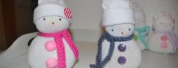 Basteltipp zum Welttag des Schneemanns