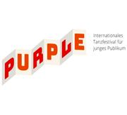 PURPLE - Internationales Tanzfestival für junges Publikum Education logo