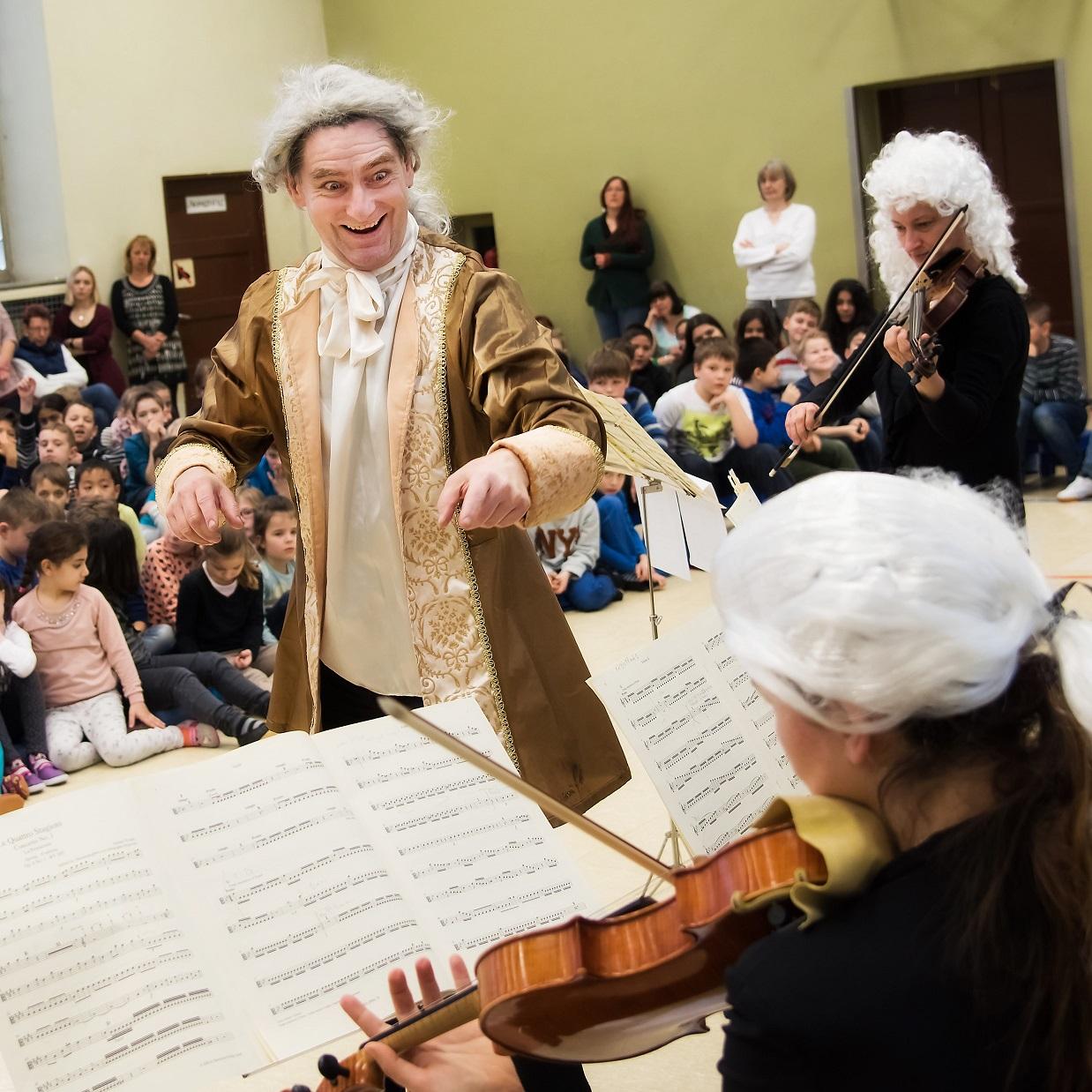 Viva Vivaldi! - Kammerorchester Unter den Linden