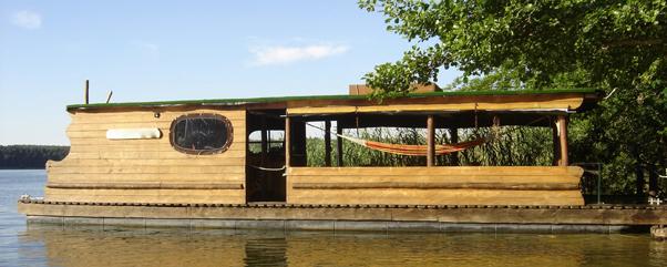 Feierliche Floßeröffnung im Kinder- und Familienhotel Rookhus 2