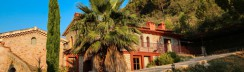 Balearic islands Mediterranean architecture of Mallorca, Finca