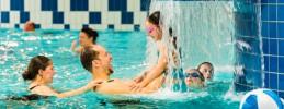 Ausflugstipp für Familien mit Kindern NaturTherme Templin Badelandschaft 2®BeateWaetzel