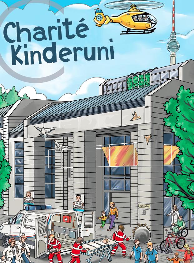 Kinderuniversität der Charité im Virchow Klinikum
