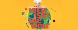 Hier isst die Welt Familienveranstaltung fuer Eltern mit Kindern im FEZ Berlin