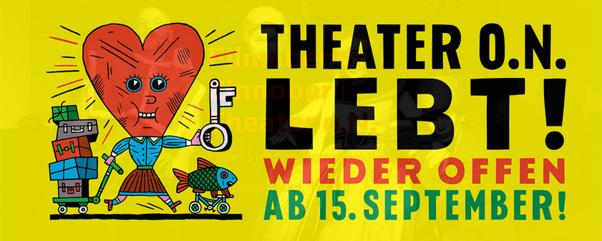 Theater on Berlin Prenzlauerberg spielt wieder vor Ort
