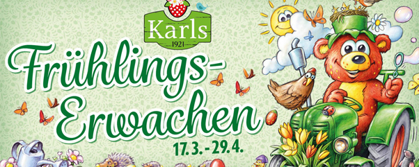 Fruehlings-Erwachen_Karls Erlebnis-Dorf Elstal Berlin