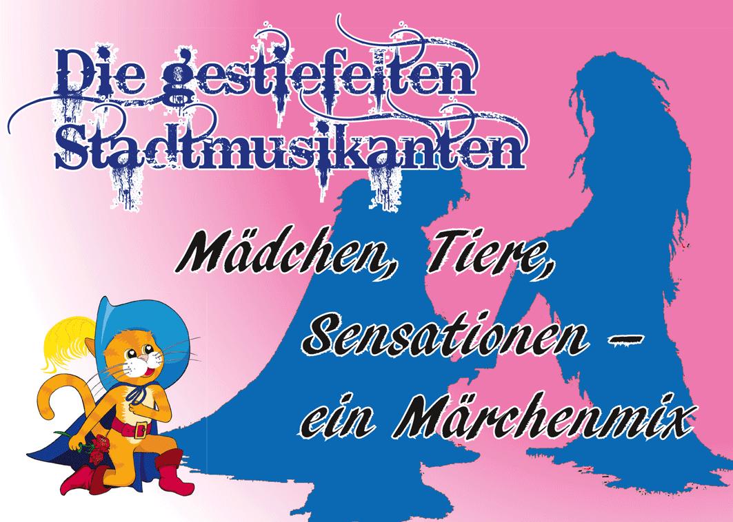 """""""Die gestiefelten Stadtmusikanten"""" im Kreativhaus Berlin Mitte"""