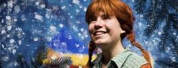 Pippi pluendert den WeihnachtsbaumAstrid-Lindgren-Bühne im FEZ
